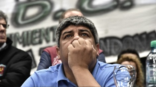 Pablo Moyano y Micheli irán a la marcha contra la suba de las tarifas