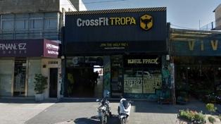 Un hombre murió cuando practicaba crossfit en un gimnasio de Vicente López