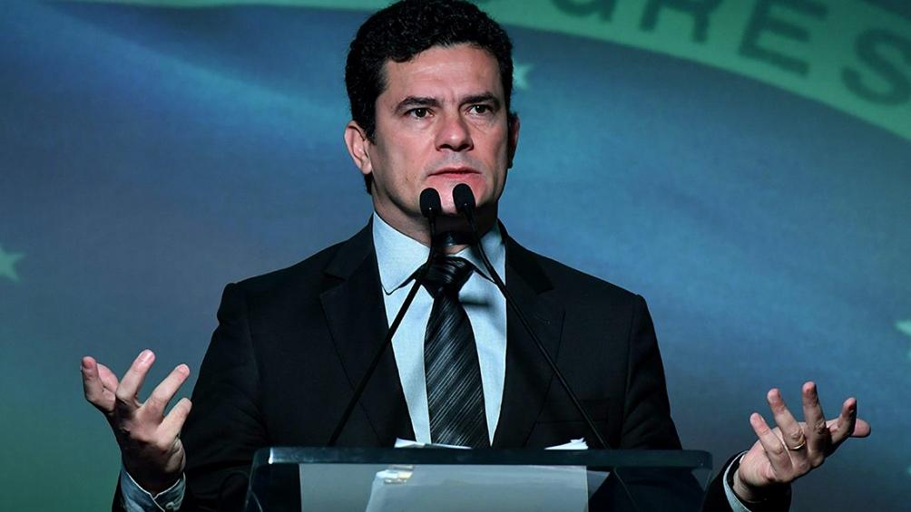 """Moro no reconoce la """"autenticidad"""" de los mensajes sobre el caso Lula -  Télam - Agencia Nacional de Noticias"""