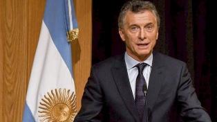 Macri afirmó que los clubes decidirán sobre el público visitante de la final