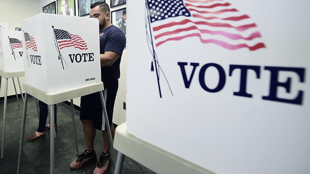 En algunos estados, como Georgia, en el noreste del país, el registro electoral se hace solo una vez y solo hay que modificarlo si la persona se muda, para actualizar el domicilio.