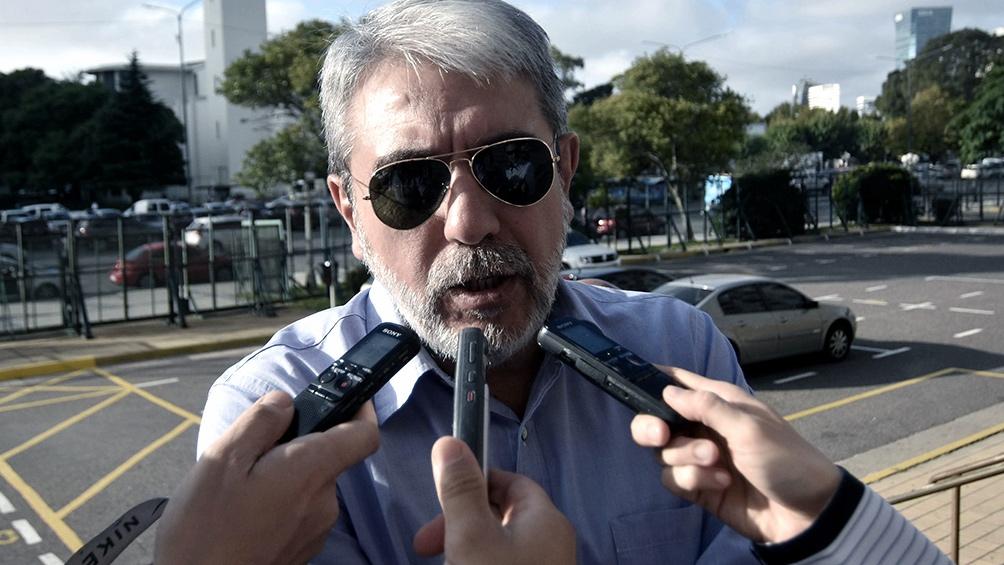 """El ministro de Seguridad, Aníbal Fernández, dijo no tener """"dudas"""" de que el candidato a diputado nacional por la ciudad de Buenos Aires."""