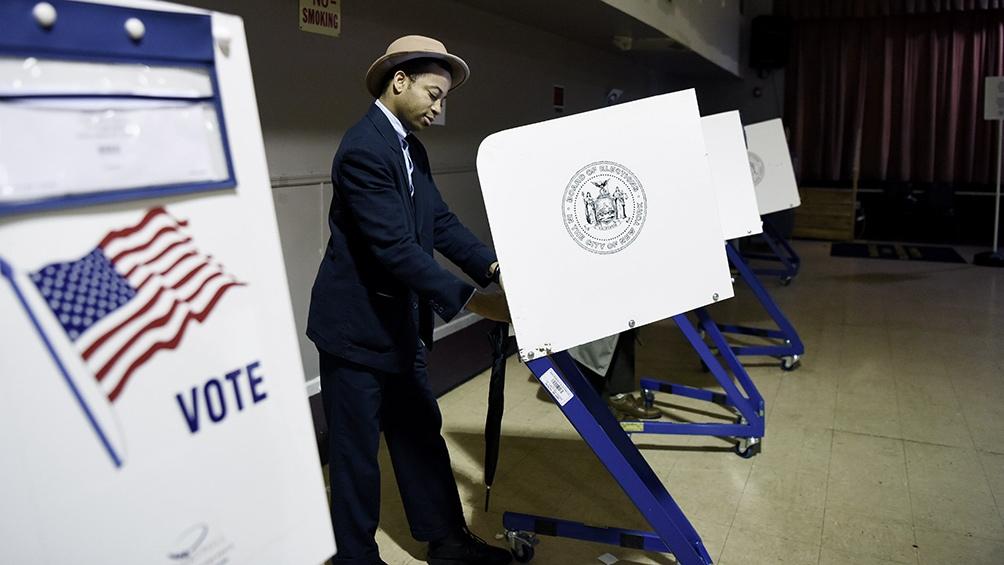 Las elecciones presidenciales de Estado Unidos se celebrarán el martes 3 de noviembre de 2020.