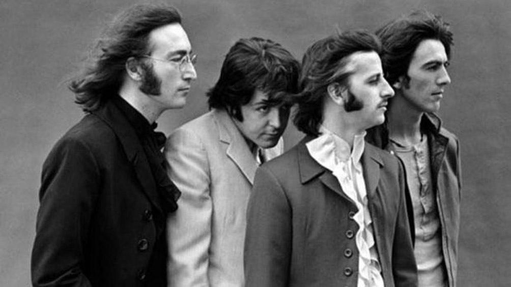 """""""The Beatles and India"""" retrata los días que el famoso cuarteto de Liverpool pasó en la India, en 1968."""