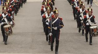 Noche de los Museos: bandas militares tocarán en la Casa de Gobierno