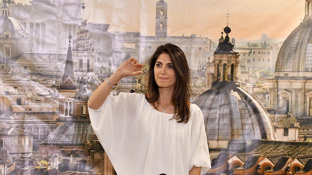 En Roma hay 22 candidatos a suceder a la alcaldesa Virginia Raggi, que se postula para su reelección.