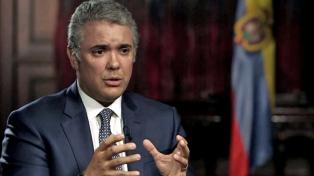 Colombia: tormenta política por una propuesta de extensión del mandato presidencial
