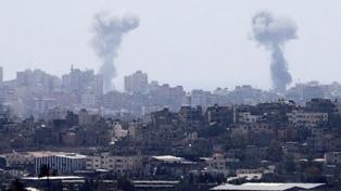 El canal de televisión de Hamas termina sus emisiones tras ser bombardeado por Israel