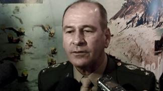 El general Fernando Azevedo e Silva
