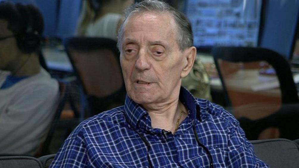 """El actor y humorista """"Tristán"""", de 83 años,"""