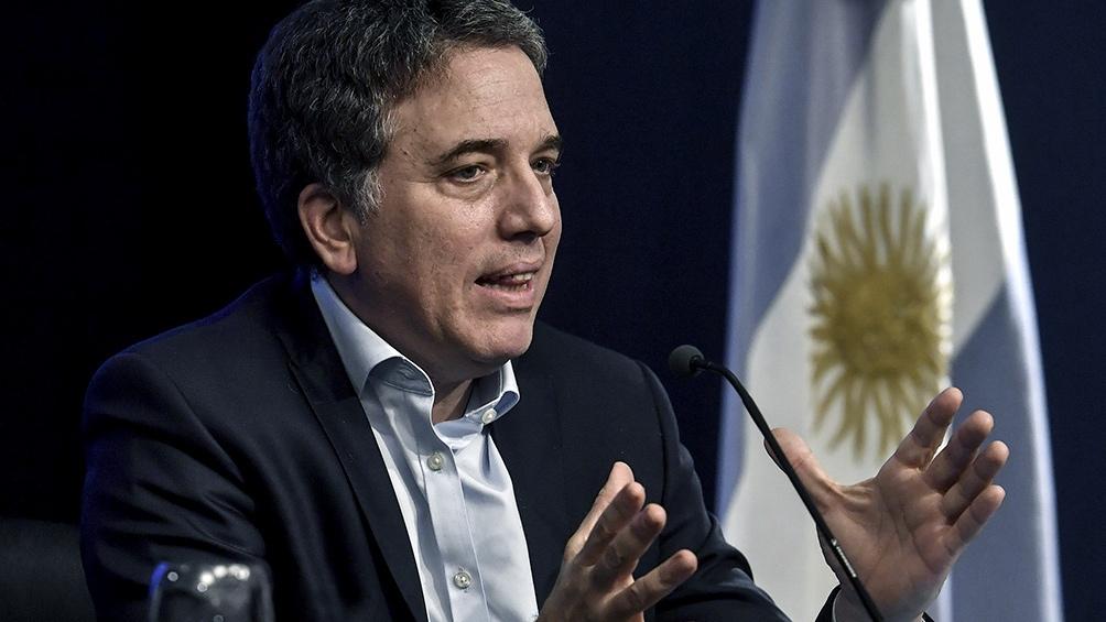 Nicolás Dujovne, exministro de Hacienda durante el gobierno de Mauricio Macri.