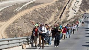 """Bachelet: """"Algunos líderes miran encuestas para ver si existe el miedo a la migración"""""""