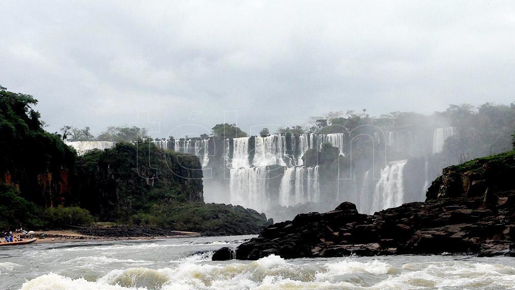 La reapertura del complejo epicentro de una de las Nuevas 7 Maravillas Naturales del Mundo estuvo encabezada por el vicegobernador Carlos Arce.