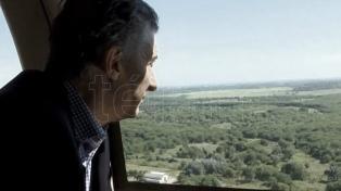 """Macri: """"Campo de Mayo se transforma en una reserva ambiental"""""""