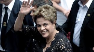 """Para Dilma Rousseff, Bolsonaro busca un """"golpe dentro del golpe"""" de 2016"""