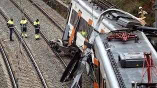 Un muerto y 49 heridos por el descarrilamiento de un tren en Cataluña