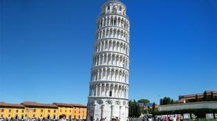 La Torre de Pisa reduce cuatro centímetros su inclinación