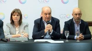 """Lombardi dijo que """"15.000 personas van a llegar a la Argentina"""" por la Cumbre"""