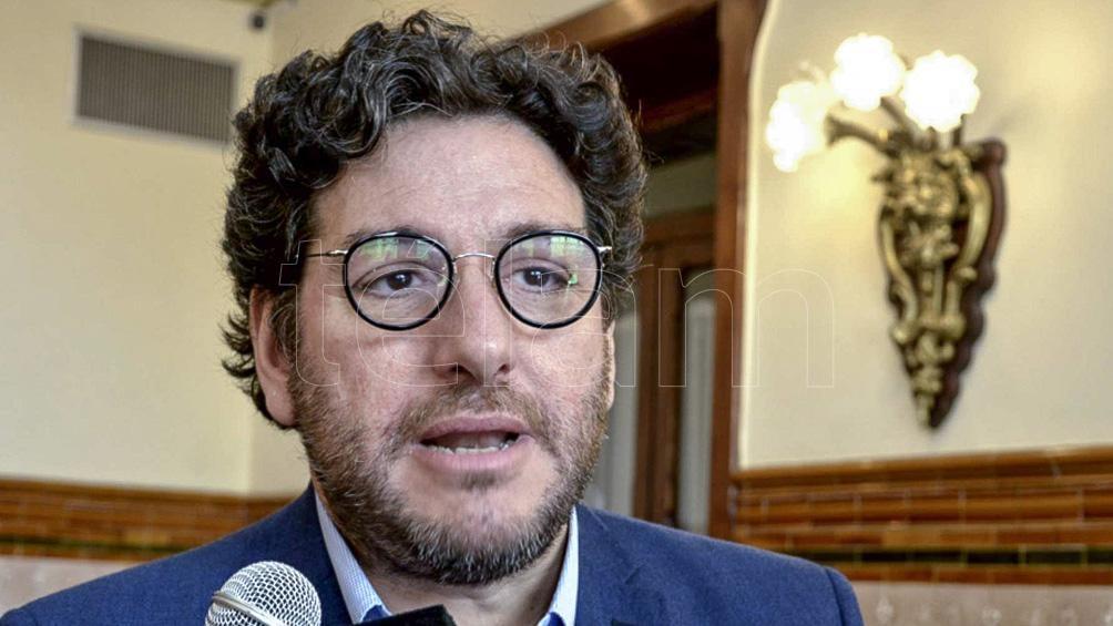 Pablo Avelluto, exsecretario de Cultura macrista.