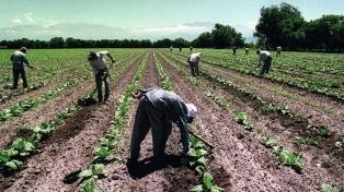 El Renatre registró más de 10.600 trabajadores rurales
