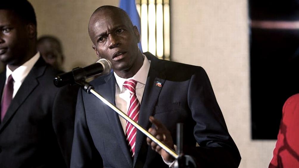 El presidente haitiano, Jovenel Moise, es el impulsor de la reforma constitucional
