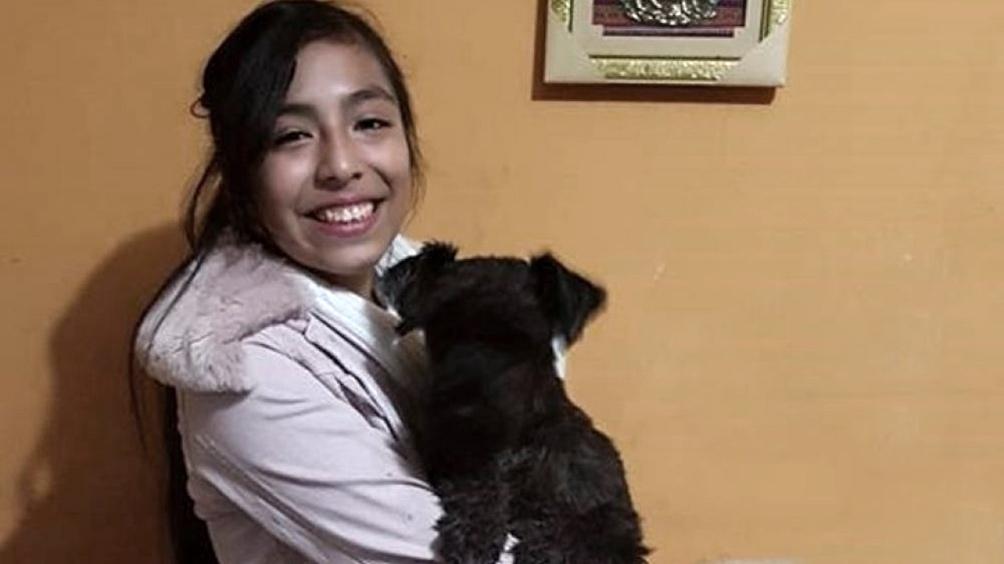 Xiomara Naomi Méndez, de 15 años, en noviembre de 2018 fue capturada a la salida de una escuela de Flores.
