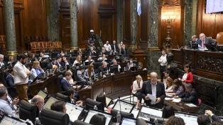 La Legislatura aprobó una moratoria impositiva, con críticas opositoras