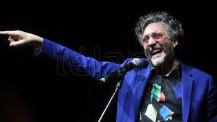 "Fito Páez : ""Me siento parte de la música folclórica argentina"""