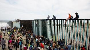 Una ONG advierte que los migrantes no buscan el sueño americano, sino que huyen de la pesadilla