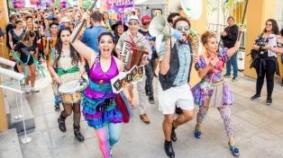 Unas 25.000 personas celebraron la cultura adolescente