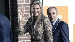 La reina Máxima llega el jueves para participar de la cumbre