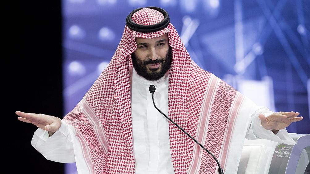 Mohamed Bin Salmán, príncipe heredero del Reino de Arabia Saudita desde Junio de 2017