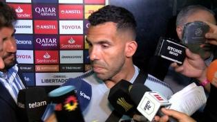 Pérez, Tevez y Abila fueron informados por insultar a un delegado de la Conmebol
