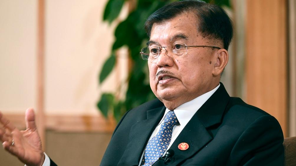 Jusuf Kalla, vicepresidente de Indonesia desde octubre de 2014
