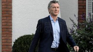 Macri recibe a representantes de pequeñas y medianas empresas