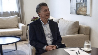"""Recalde: es """"muy grave"""" que Macri y Borinsky se reunieran """"por lo menos 15 veces"""""""