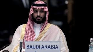El príncipe heredero arrestó a tres miembros de la familia real por traición