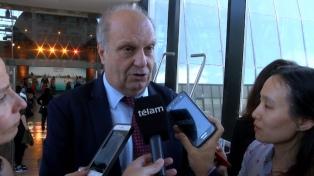 Lombardi destacó el momento que atraviesa la relación entre la Argentina y China