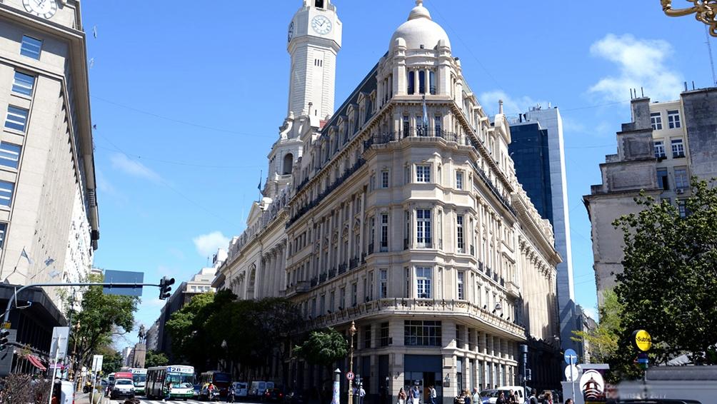 """Vecinos afirmaron que el Gobierno porteño lleva adelante una """"política sistemática de privatización""""."""