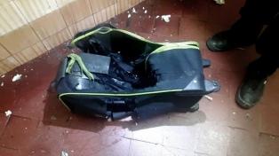 Una valija, un tubo y un artefacto sospechoso movilizaron a la policía pero fueron falsas alarmas
