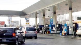 La demanda de combustibles se desploma hasta un 85%