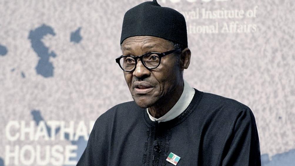 Muhammadu Buhari, candidato a la reelección en Nigeria