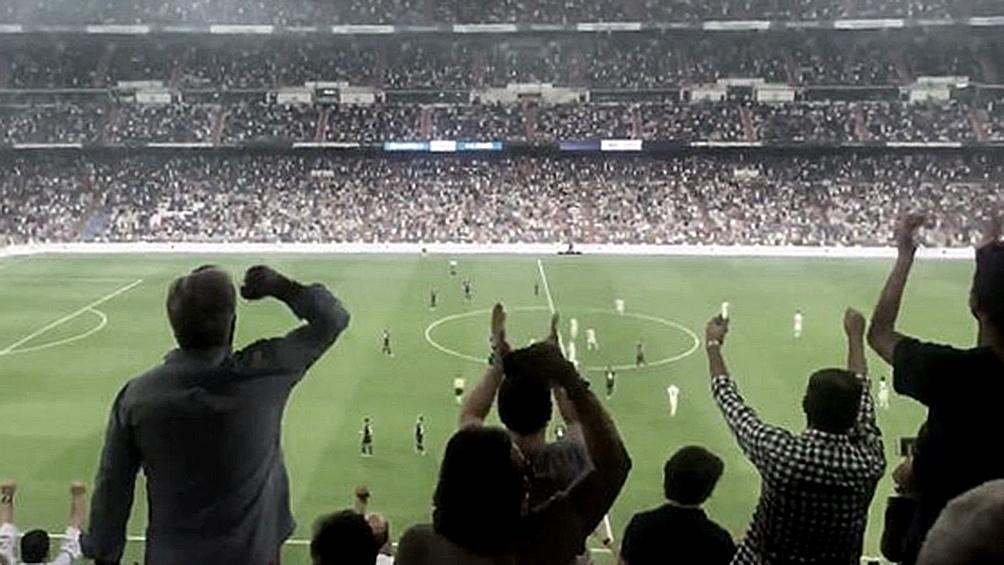 ESPAÑA: Autorizan eventos deportivos con capacidad completa en estadios abiertos