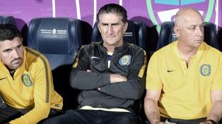 Edgardo Bauza dejó de ser el técnico de Rosario Central
