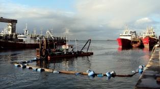 Finalizó el dragado del puerto de Mar del Plata que cuenta con capacidad operativa las 24 horas
