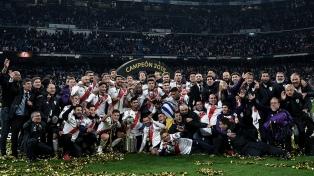 River se quedó con la Libertadores y va por el Real Madrid en el Mundial de Clubes