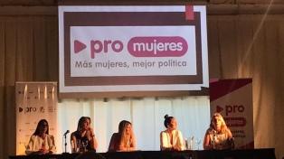 Mujeres del PRO ponderaron el impulso presidencial a la agenda de género