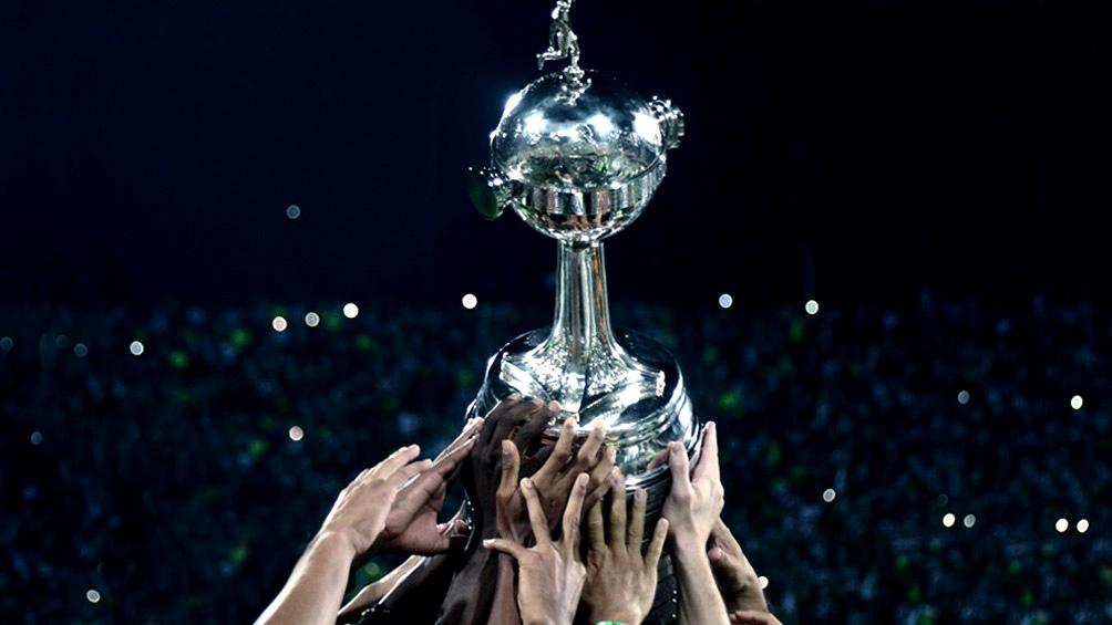 Se sorteó la fase final de la Copa Libertadores