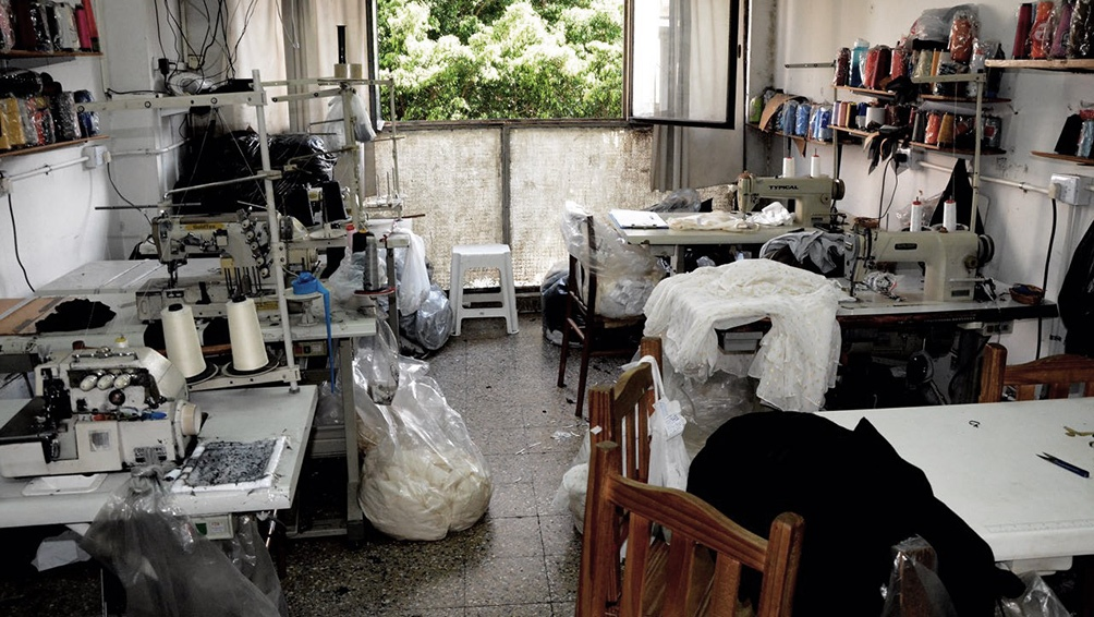 Realizaban jornadas laborales de 12 horas en condiciones insalubres y de hacinamiento (Foto de archivo).