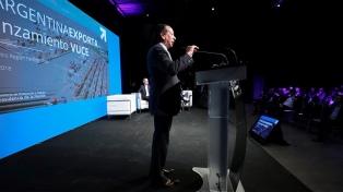 """Sica: """"Tenemos que alcanzar exportaciones por US$300.000 millones"""""""
